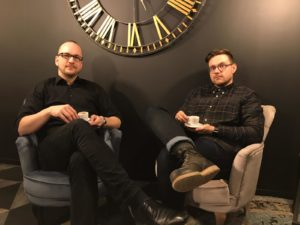Bitgeflüster Bitgefluester Podcast Dr. Ralf Friedrich Thom Roecklin